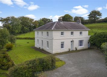 Thumbnail 11 bed detached house for sale in Manordeifi, Llechryd, Cardigan, Sir Ceredigion