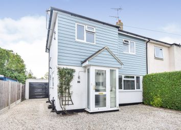 3 bed semi-detached house for sale in Fairway, Chelmsford CM2