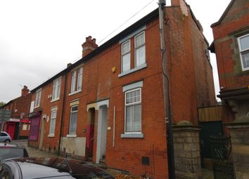 Thumbnail 4 bed end terrace house to rent in Ilkeston Road, Lenton, Nottingham