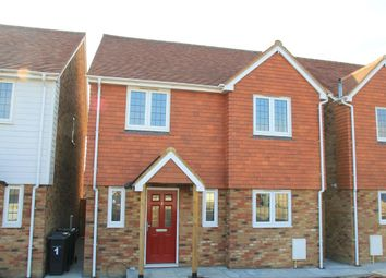 Thumbnail 4 bed detached house to rent in Orchard Way, Westfield, East Sussex