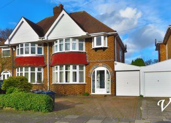 Stonor Road, Hall Green, Birmingham B28. 3 bed semi-detached house