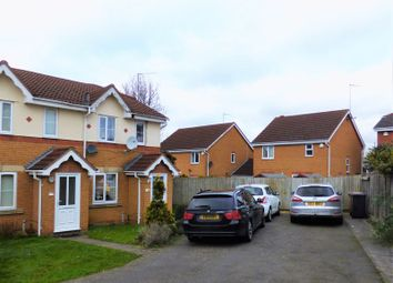 Thumbnail 2 bedroom terraced house for sale in Ripon Close, Northampton
