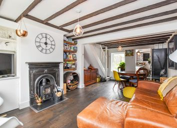 Thumbnail 2 bed semi-detached house for sale in Cheam Common Road, Old Malden, Worcester Park
