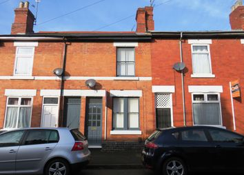 Thumbnail 2 bed terraced house to rent in Walter Street, Derby