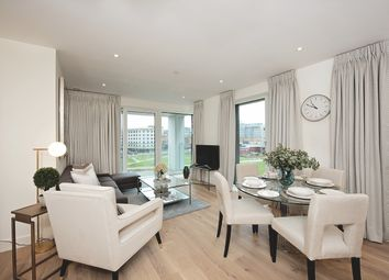 Thumbnail 3 bed flat for sale in Waterfront II, Royal Arsenal, Woolwich, London