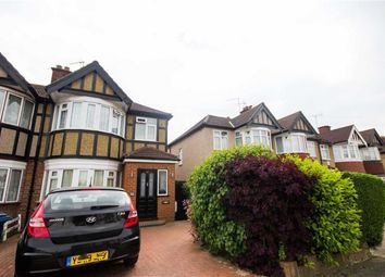 Thumbnail 1 bedroom flat to rent in Warden Avenue, Rayners Lane, Middlesex
