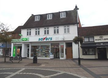 Thumbnail 1 bed flat for sale in Lawnstore Court, High Street, Hoddesdon