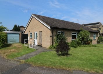 Thumbnail 2 bed semi-detached bungalow for sale in Camps Close, Waterbeach, Cambridge