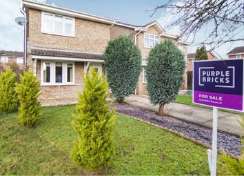 Thumbnail 2 bed link-detached house for sale in Beaumont Close, Newton Aycliffe