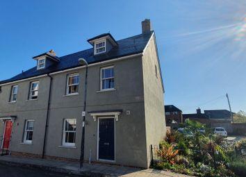 Thumbnail 4 bed terraced house to rent in Pye Lane, Wimborne, Dorset