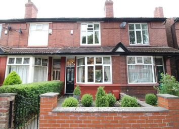 Thumbnail 2 bed terraced house for sale in Countess Road, Didsbury, Manchester
