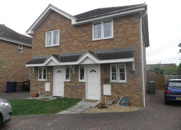 Thumbnail 2 bed semi-detached house to rent in The Birches, March