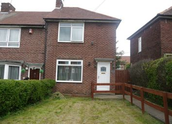 Thumbnail 2 bedroom end terrace house for sale in Stamfordham Road, Fenham, Newcastle Upon Tyne