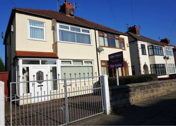 Thumbnail 3 bedroom semi-detached house for sale in Swanside Road, Liverpool