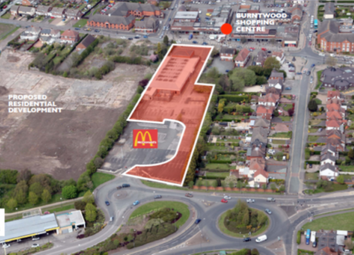 Thumbnail Retail premises for sale in Burntwood, Staffordshire