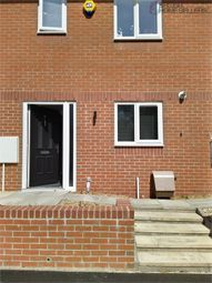 Thumbnail 2 bed terraced house for sale in Silverdale Sidings, Silverdale, Newcastle, Staffordshire