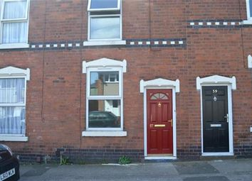 Thumbnail 2 bed terraced house to rent in Cannon Street, Walsall
