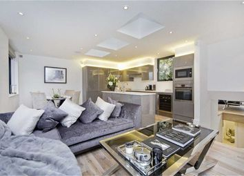 Thumbnail 3 bed mews house for sale in St James Terrace Mews, St Johns Wood, London