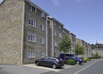 Thumbnail 2 bed flat for sale in Three Counties Road, Mossley, Ashton-Under-Lyne
