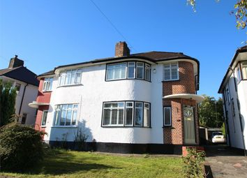 Thumbnail 3 bed semi-detached house for sale in Beaumont Road, Petts Wood, Orpington