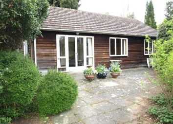 Thumbnail 2 bed detached bungalow to rent in Leat Cottage, Westerham