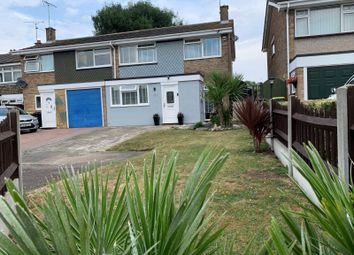 Blenheim Close, Hockley, Essex SS5. 4 bed semi-detached house