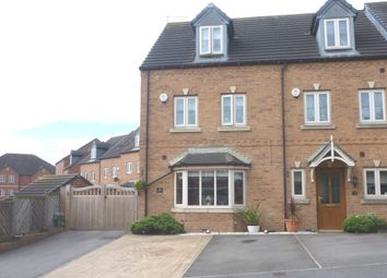 Thumbnail 4 bed town house for sale in West Green Avenue, Monk Bretton, Barnsley