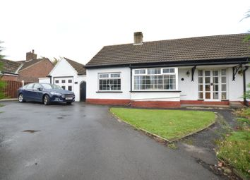 Thumbnail 3 bed semi-detached bungalow for sale in White Lee Road, Batley, West Yorkshire