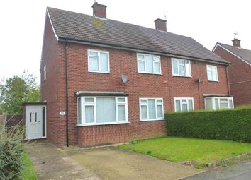 Thumbnail 3 bed property to rent in Althorpe Crescent, Bradville, Milton Keynes