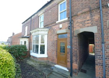 Thumbnail 3 bed terraced house for sale in Old Road, Chesterfield