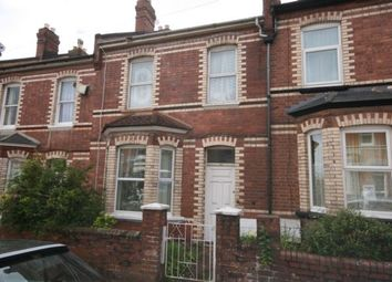 Thumbnail 3 bed terraced house to rent in St. Annes Road, Exeter