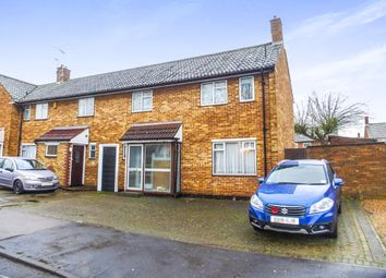 Thumbnail 3 bed end terrace house for sale in Mill Lane, Cheshunt, Waltham Cross