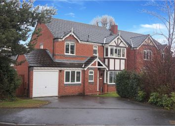 Thumbnail 5 bed detached house for sale in Sulby Drive, Apley Telford
