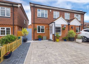 Buckland Road, Lower Kingswood, Tadworth KT20. 4 bed semi-detached house for sale