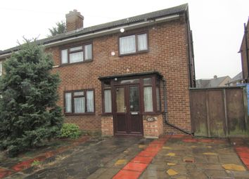 Thumbnail 3 bedroom property for sale in Wood Lane, Hornchurch