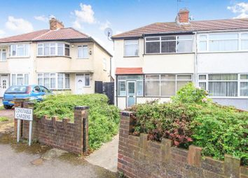 Thumbnail 3 bed semi-detached house to rent in Constable Gardens, Edgware, Queensbury