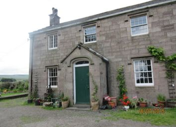 Thumbnail 4 bed farmhouse to rent in Knowe Farmhouse, Kirkconnel