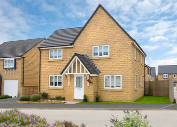 """Thumbnail 4 bed detached house for sale in """"Lincoln"""" at North Dean Avenue, Keighley"""