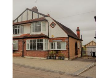 Thumbnail 3 bed semi-detached house for sale in Dukes Avenue, Theydon Bois