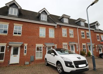 Thumbnail 3 bedroom terraced house for sale in Caliban Mews, Heathcote, Warwick