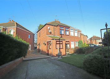 2 bed semi-detached house for sale in Grange Avenue, South Elmsall, Pontefract, West Yorkshire WF9