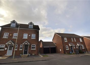 Thumbnail 3 bed semi-detached house for sale in Amport Lane Kingsway, Quedgeley, Gloucester