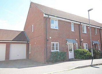 Thumbnail 3 bed end terrace house for sale in Clarendon Road, Little Canfield, Dunmow, Essex