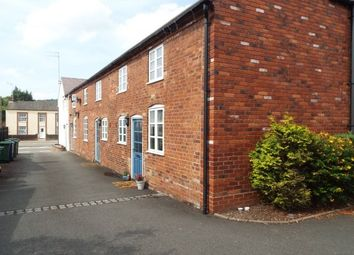 Thumbnail 2 bedroom flat to rent in Main Road, Rugeley