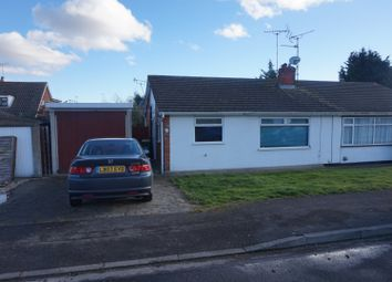 Thumbnail 2 bedroom semi-detached bungalow for sale in Heycroft Road, Hockley