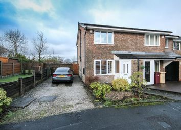Thumbnail 2 bed semi-detached house for sale in Rushey Field, Bromley Cross, Bolton