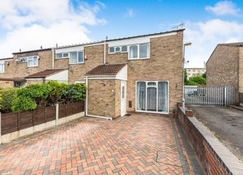 Thumbnail 3 bed end terrace house for sale in Haywood Road, Birmingham