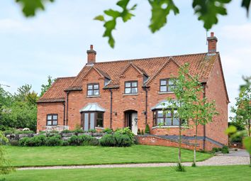 Thumbnail 4 bed detached house for sale in Main Street, Blidworth, Mansfield
