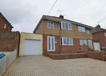 Thumbnail 3 bed semi-detached house for sale in Woodside Avenue, Cinderford