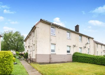 Thumbnail 2 bed flat for sale in Carleith Avenue, Clydebank
